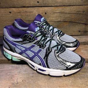 Asics Gel Exalt 2 Purple Running Shoes